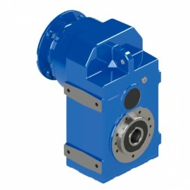 Paraller shaft gears